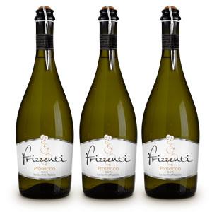 Frizzenti-Bottles