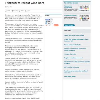 FRIZZENTI_M&C REPORT_010814
